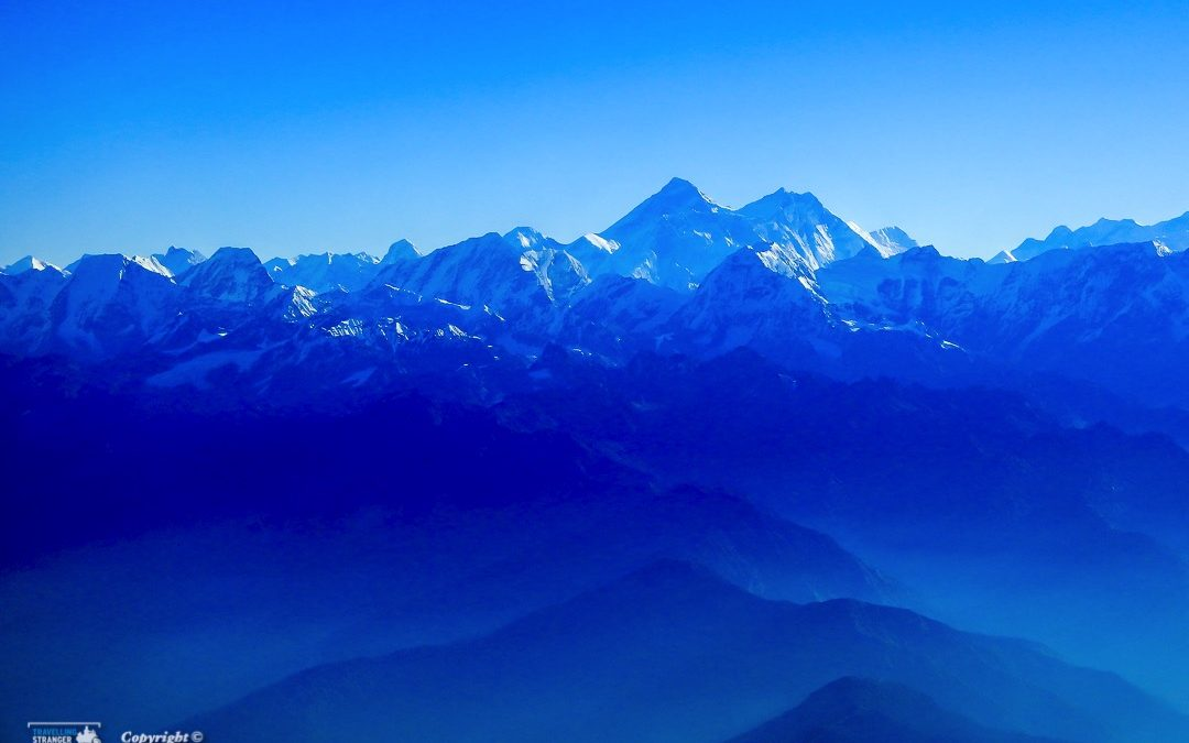 How to summit Everest ….for the couch potato