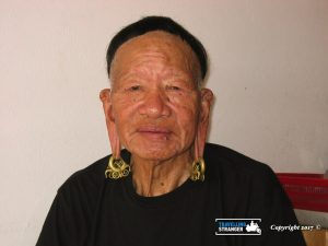 Kelabit Elder